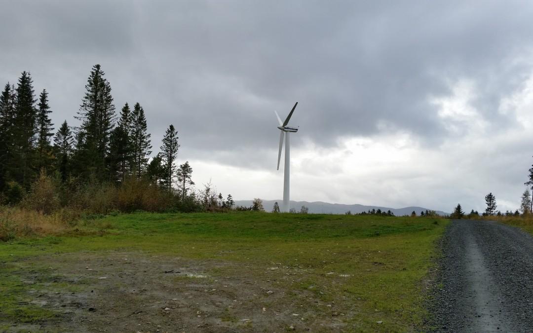 Egen strømprodusjon med grønn energi